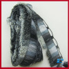New Style Fancy Yarn for knitting Scarf- Knitting Yarn with Fabric