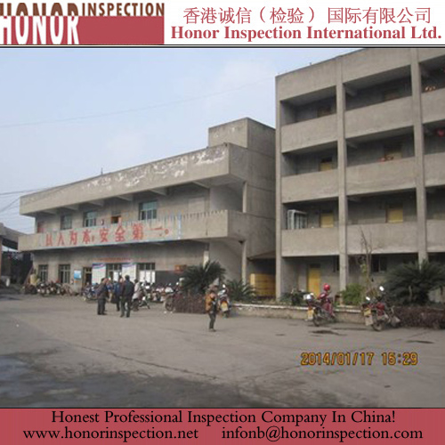 Professional Factory Audit Service in China