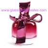 50ml Colored Perfume Glass Bottle With Cap and Sprayer