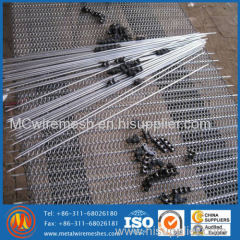 Stainless Steel Chain Driven Mesh Belt