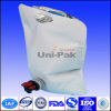 cosmetic spout package bag