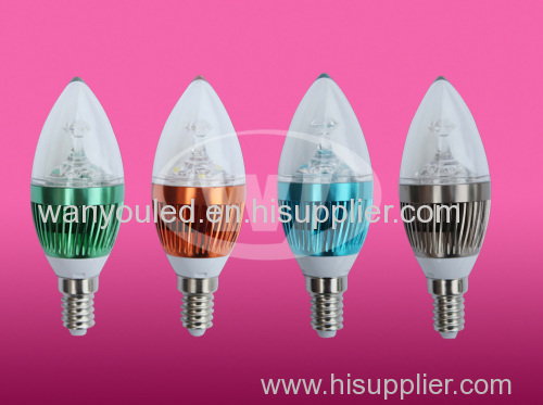 E14 LED Candle Bulb/ Light