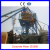 JS1000 Concrete Mixer for Sale, with production capacity 50~60m3/h for Conrete Batching Plant
