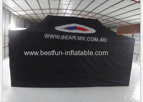 Logo Printed Outdoor Folding Tent