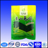 printed tea bag package