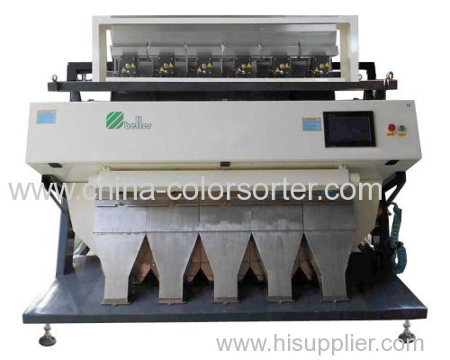 high capacity 315 Channels raisin CCD color sorter