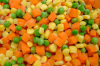 3-way IQF/Frozen mixed vegetables (carrot dices,green peas&sweet corn kernels)