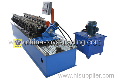 China Botou Full Automatic Light Gauge Steel Keel Stud & Track Cold Roll Forming Making Machine