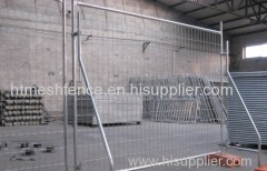 Factory Hot-dipped Galvanized Temporary Fence Panel
