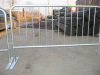 Flat Fence Feet Temporary Pedestrian Barrier Event Safety Barrier