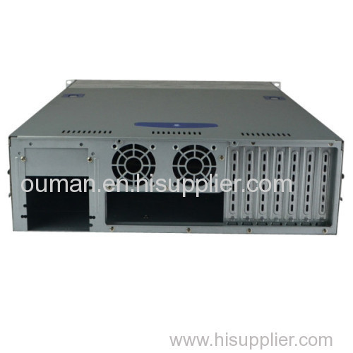 3U 16-bay hot swap server chassis
