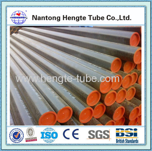 ASTM A106 hot rolled Seamless steel pipe