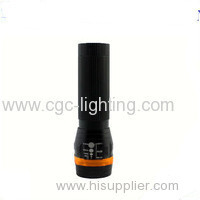 CGC-8203 Fashion design high quality CREE XPE Rechargeable LED Flashlight