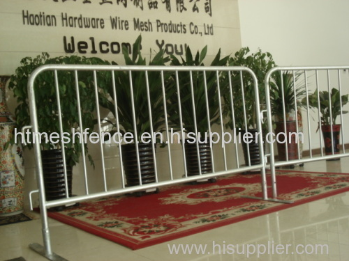 various types of Crowd control barrier (barrier manufacture)