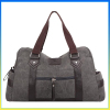 Stylish hot selling canvas bag tote travel men duffel travel bag