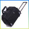 Fashion hot sale travel case trolley duffel bag