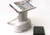 Stand Alone cellphone self-alarm display stand
