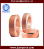 Copper coil tube , strip Level Wound Coil