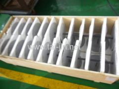 Titanium ASTM B265 Grade1 MMO coated plate anode