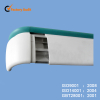 PVC Wall Corner Guard for hospital wall protection