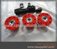 Double Studded Adapter Flange DSA wellhead