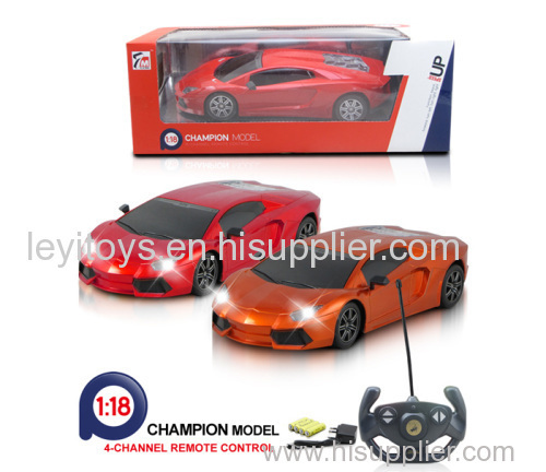 2014 1:18 RC Racing Car