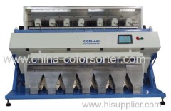 8-10 T/H big capacity CCD color sorter machine for long grain rice