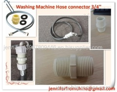WASHING MACHINE PLASTIC INLET HOSE CONNECTORWASHING MACHINE PLASTIC INLET HOSE CONNECTOR