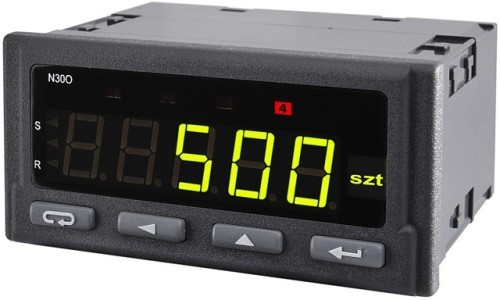 5 Digit 0.56-inch 7 Segment LED Display for Instrument Panel .