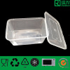 plastic disposable/microwave food container