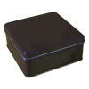 Small chocolate tin box