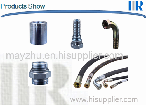 Hydraulic hose tube pipe assembly from China Manufacturer
