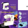 color box Mini Sewing Machine