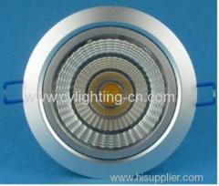 3years warranty High Lumen COB 10-20W LED Downlight