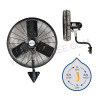 Industrial Wall Mount Commercial Oscillating Air Circulator