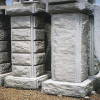 garden fountain granite pillar YL-PL01
