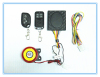 motorcycle security anti-theft alarm system with siren