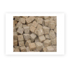 Yellow Granite Paving Stone for outdoor used (Natural Surface)