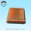 Copper electrode machining factory