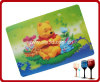 3D lenticular placemat with PP material
