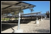 ground mounted solar rack system
