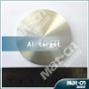 Hi-Purity aluminium target 99.999% for sputtering