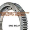 black/zinc/anti-rust treatment slewing ring bearing stainless steel high precision
