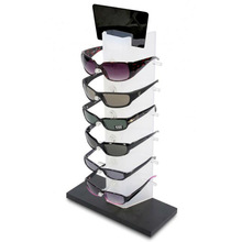 high quality acrylic sunglasses/eyeglasses display rack