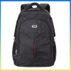 Hot sale trending college bag polyester black sports backpack computer bag