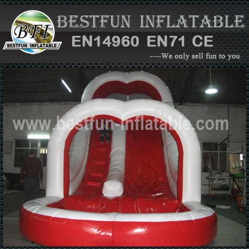 Factory Price Inflatable Water Slides