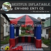 Lawn Camping PVC fabric Inflatable Tent