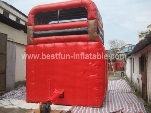 Giant Priate Ship Inflatable Water Slide