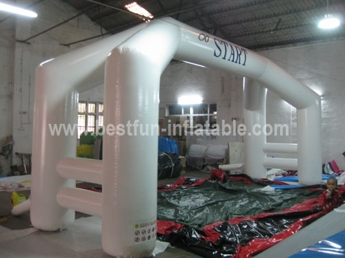 Racing Inflatable Arch For Advertisement