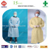 Disposable Isolation Gown with Elastic Cuff